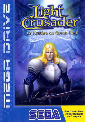 Light Crusader sur MD