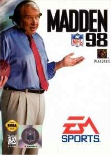 Madden NFL 98 sur MD