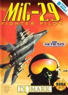 MIG-29 Fighter Pilot sur MD