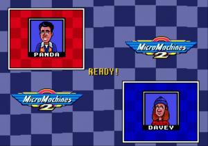 Oldies : Micromachines 2 Turbo Tournament