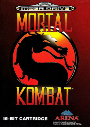 Mortal Kombat sur MD