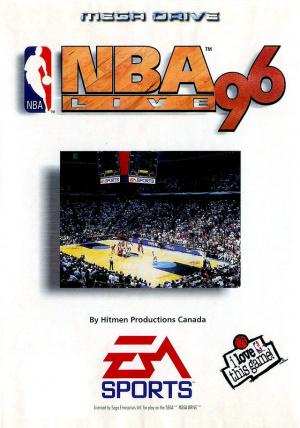 NBA Live 96 sur MD