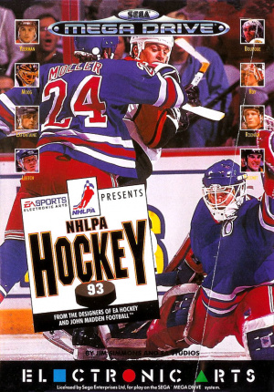 NHLPA Hockey 93 sur MD