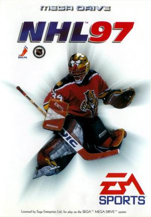NHL 97 sur MD