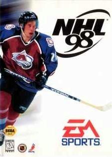 NHL 98 sur MD