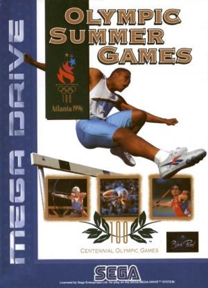 Olympic Summer Games : Atlanta 96 sur MD