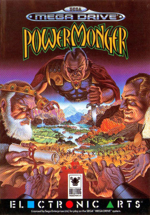 PowerMonger sur MD