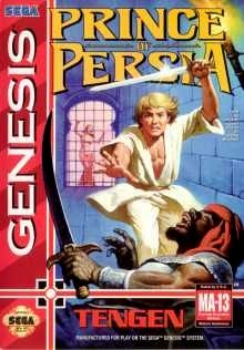 Prince of Persia sur MD