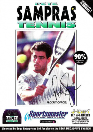 Pete Sampras Tennis sur MD