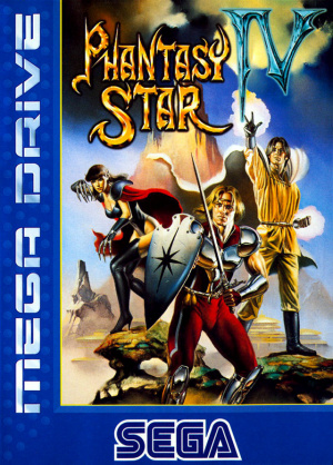 Phantasy Star IV : The End Of The Millennium sur MD