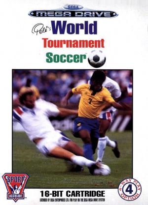 Pele's World Tournament Soccer sur MD