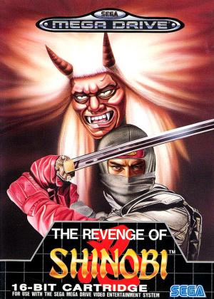 The Revenge of Shinobi sur MD