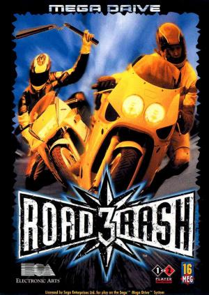 Road Rash 3 sur MD