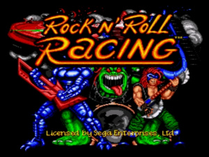 Rock N' Roll Racing soluce, guide complet