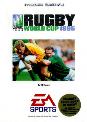 Rugby World Cup 1995 sur MD