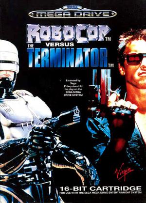 RoboCop vs Terminator sur MD