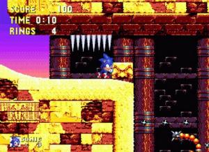 Oldies : Sonic & Knuckles