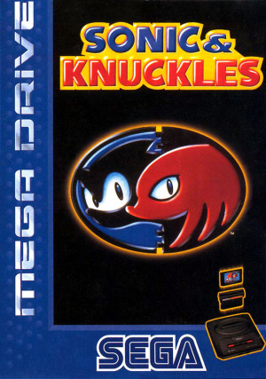 Sonic & Knuckles sur MD