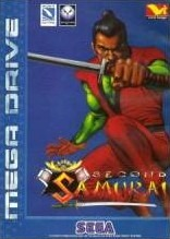 Second Samurai sur MD