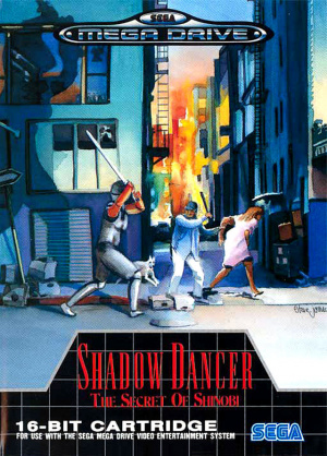 Shadow Dancer : The Secret of Shinobi