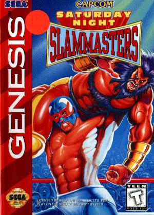 Saturday Night Slam Masters sur MD