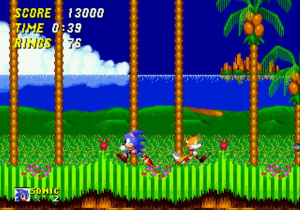 Oldies : Sonic the Hedgehog 2