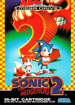 Sonic the Hedgehog 2 sur MD