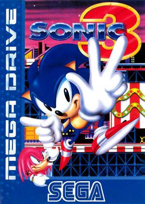 Sonic 3 sur MD