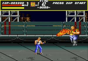 1991 - Streets of Rage : Retour dans la rue