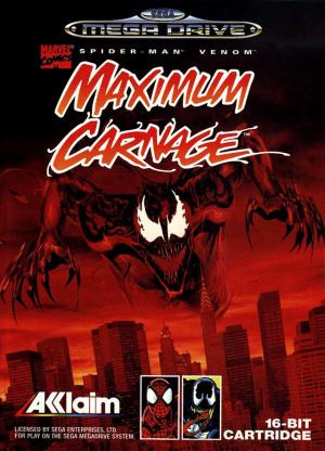 Spider-Man & Venom : Maximum Carnage