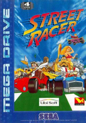 Street Racer sur MD