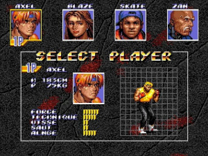 Streets of Rage 3