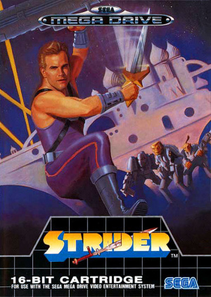 Strider sur MD