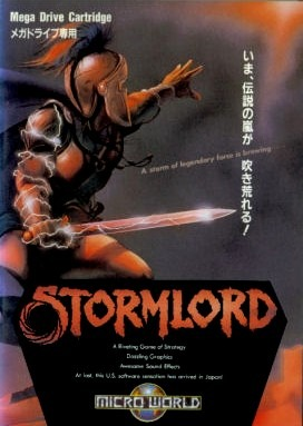 Stormlord sur MD