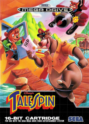 TaleSpin sur MD