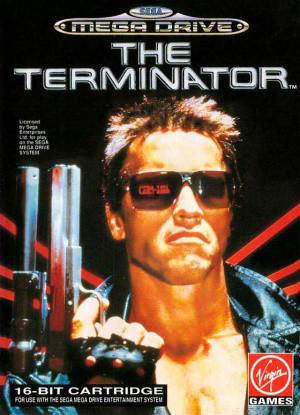 The Terminator sur MD
