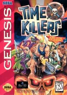 Time Killers sur MD