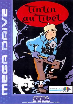 Tintin au Tibet sur MD