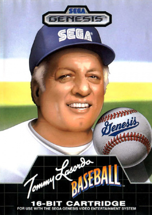 Tommy Lasorda Baseball sur MD