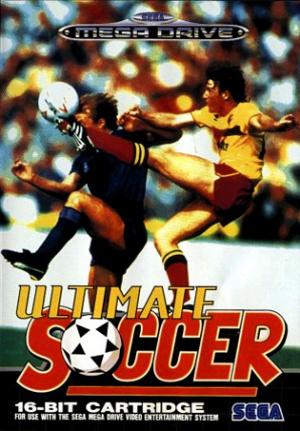 Ultimate Soccer sur MD
