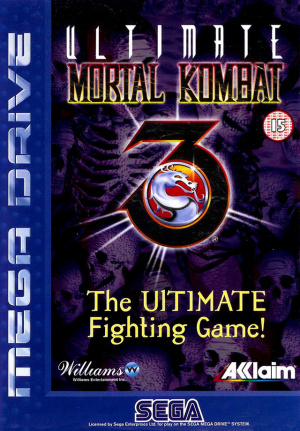 Ultimate Mortal Kombat 3 sur MD