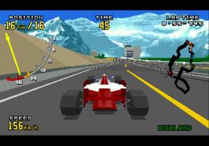 Oldies : Virtua Racing