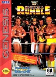 WWF Royal Rumble sur MD