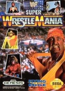 WWF Super Wrestlemania sur MD