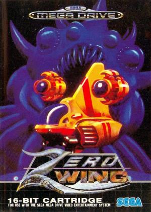 Zero Wing sur MD