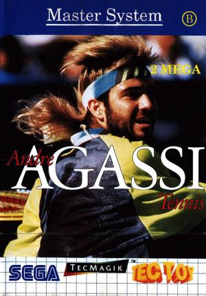 Andre Agassi Tennis sur MS
