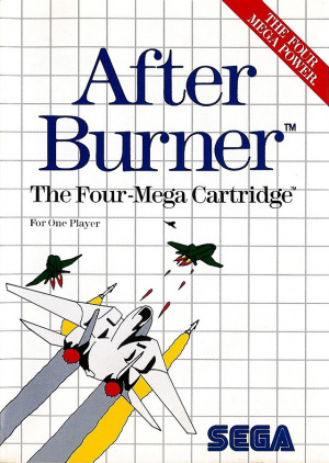 After Burner sur MS
