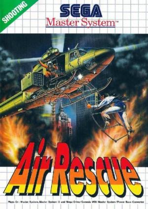 Air Rescue sur MS