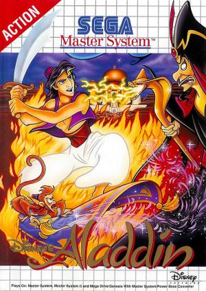 Aladdin sur MS