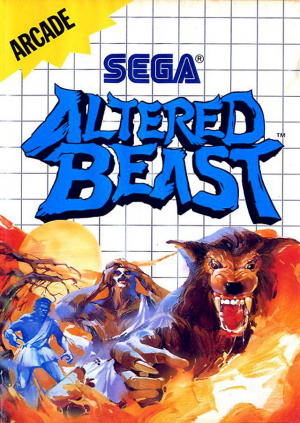 Altered Beast sur MS